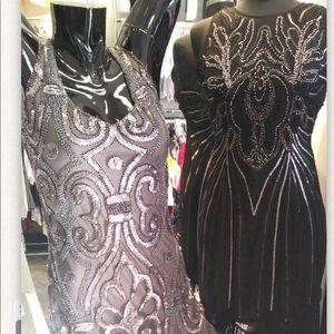 Romeo and Juliet elegant cocktail dress